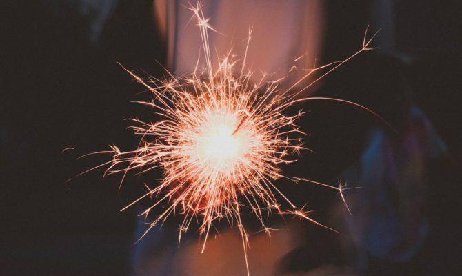 Am inceput 2017 cu artificii