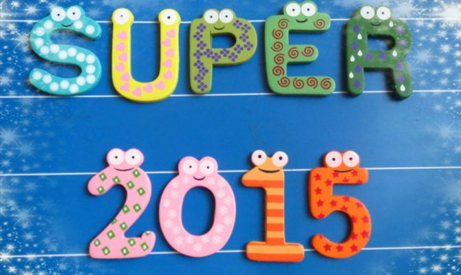 S-a dus si Revelionul. Hai sa vina un Super 2015!
